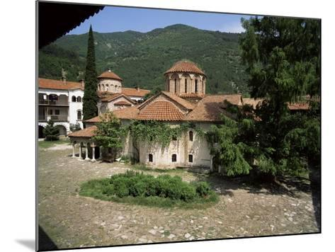 Bachkovo Monastery, Bulgaria-G Richardson-Mounted Photographic Print