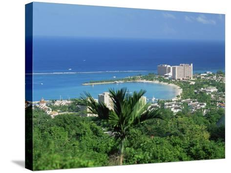 Ocho Rios, Jamaica, West Indies, Caribbean, Central America-G Richardson-Stretched Canvas Print