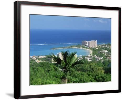 Ocho Rios, Jamaica, West Indies, Caribbean, Central America-G Richardson-Framed Art Print