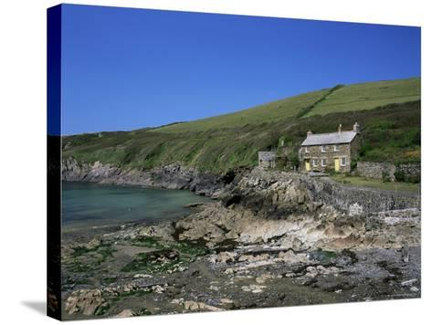 Port Quin, Near Polzeath, Cornwall, England, United Kingdom-Lee Frost-Stretched Canvas Print