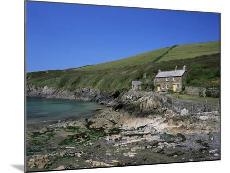 Port Quin, Near Polzeath, Cornwall, England, United Kingdom-Lee Frost-Mounted Photographic Print