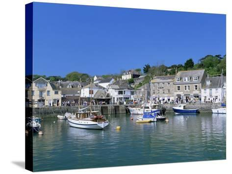 Padstow Harbour, Cornwall, England, United Kingdom-Lee Frost-Stretched Canvas Print