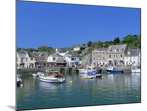 Padstow Harbour, Cornwall, England, United Kingdom-Lee Frost-Mounted Photographic Print