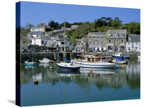 Padstow Harbour, Padstow, Cornwall, England, United Kingdom-Lee Frost-Stretched Canvas Print