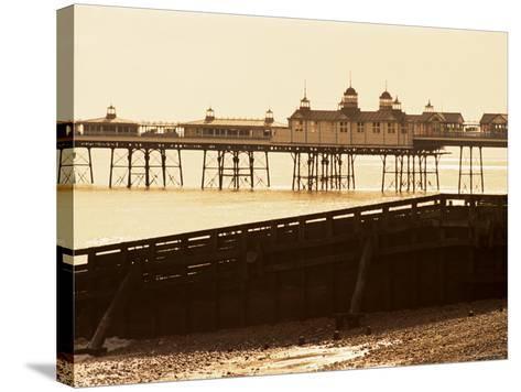 Eastbourne Pier, Eastbourne, East Sussex, Sussex, England, United Kingdom-Lee Frost-Stretched Canvas Print