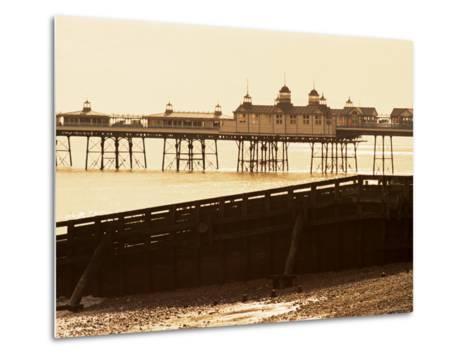 Eastbourne Pier, Eastbourne, East Sussex, Sussex, England, United Kingdom-Lee Frost-Metal Print