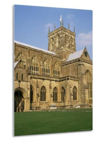 Sherborne Abbey, Dorset, England, United Kingdom-Michael Jenner-Metal Print