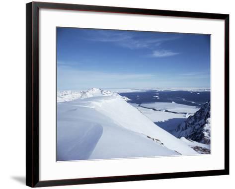 Greenland, Polar Regions-Jack Jackson-Framed Art Print