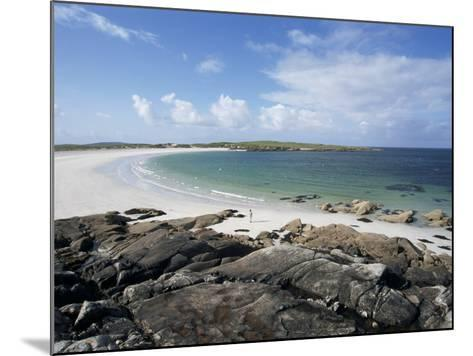 Dogs Bay, Connemara, County Galway, Connacht, Eire (Republic of Ireland)-Hans Peter Merten-Mounted Photographic Print