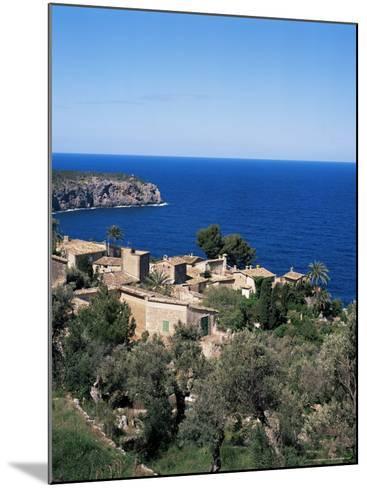 Deia, Majorca, Balearic Islands, Spain, Mediterranean-Hans Peter Merten-Mounted Photographic Print