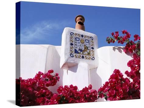 Pottery Near Sant Jordi, Ibiza, Balearic Islands, Spain-Hans Peter Merten-Stretched Canvas Print