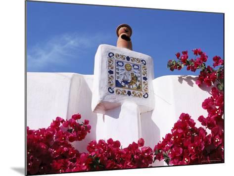Pottery Near Sant Jordi, Ibiza, Balearic Islands, Spain-Hans Peter Merten-Mounted Photographic Print