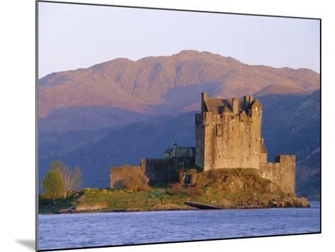 Eilean Donan Ieilean Donnan) Castle Built in 1230, Dornie, Scotland-Lousie Murray-Mounted Photographic Print