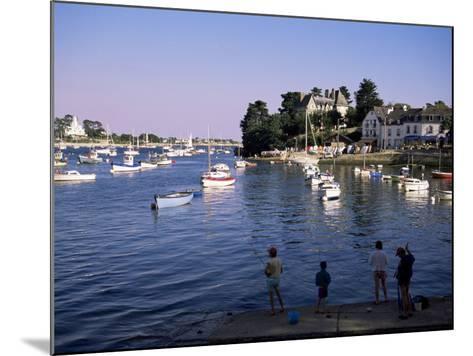 Benodet, Brittany, France-J Lightfoot-Mounted Photographic Print