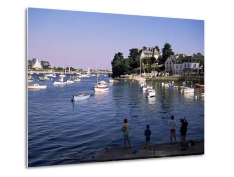 Benodet, Brittany, France-J Lightfoot-Metal Print