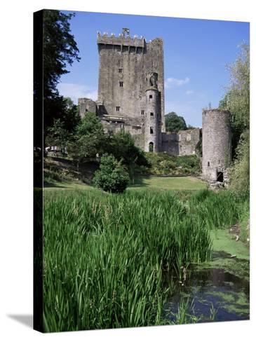 Blarney Castle, County Cork, Munster, Eire (Republic of Ireland)-J Lightfoot-Stretched Canvas Print