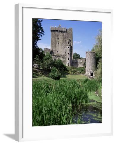 Blarney Castle, County Cork, Munster, Eire (Republic of Ireland)-J Lightfoot-Framed Art Print