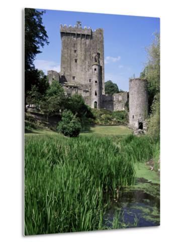 Blarney Castle, County Cork, Munster, Eire (Republic of Ireland)-J Lightfoot-Metal Print