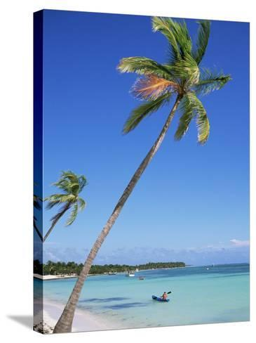 Punta Cana, Dominican Republic, West Indies, Central America-J Lightfoot-Stretched Canvas Print