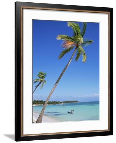 Punta Cana, Dominican Republic, West Indies, Central America-J Lightfoot-Framed Art Print