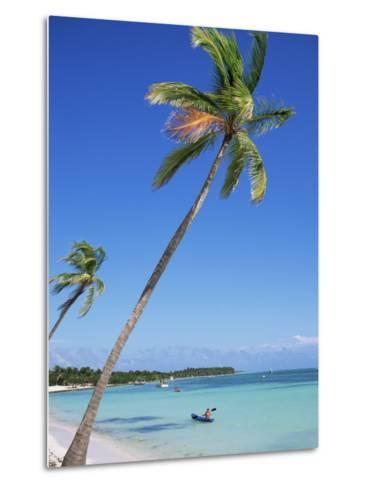 Punta Cana, Dominican Republic, West Indies, Central America-J Lightfoot-Metal Print