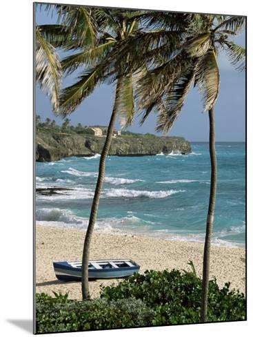Sam Lords Castle, Palms and Beach, Barbados, West Indies, Caribbean, Central America-J Lightfoot-Mounted Photographic Print