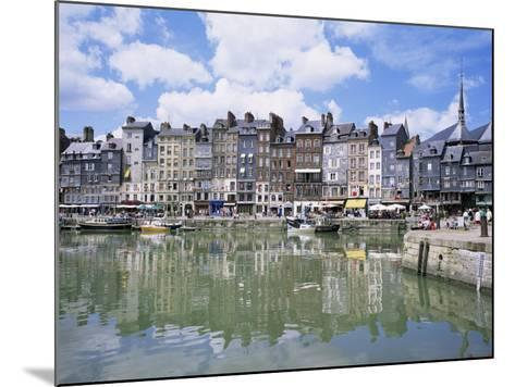 Honfleur, Basse Normandie (Normandy), France-Roy Rainford-Mounted Photographic Print