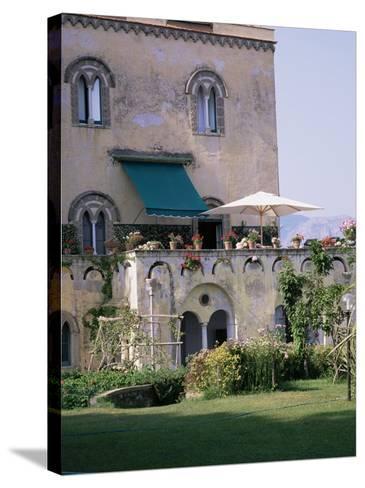 Villa Cimbrone, Ravello, Campania, Italy-Roy Rainford-Stretched Canvas Print