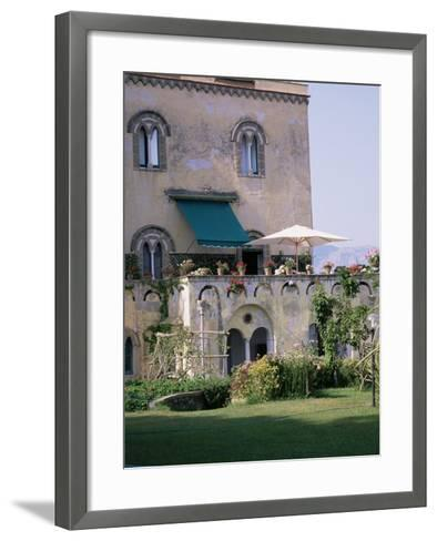 Villa Cimbrone, Ravello, Campania, Italy-Roy Rainford-Framed Art Print