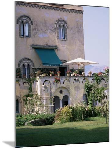 Villa Cimbrone, Ravello, Campania, Italy-Roy Rainford-Mounted Photographic Print