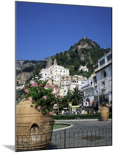 Amalfi, Costiera Amalfitana, Amalfi Coast, Campania, Italy-Roy Rainford-Mounted Photographic Print
