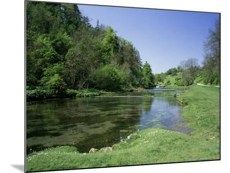 Lathkill Dale, Near Bakewell, Peak District National Park, Derbyshire, England-Roy Rainford-Mounted Photographic Print