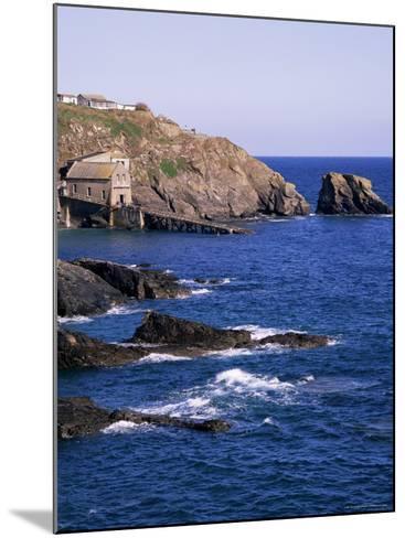 Lizard Point, Cornwall, England, United Kingdom-Roy Rainford-Mounted Photographic Print