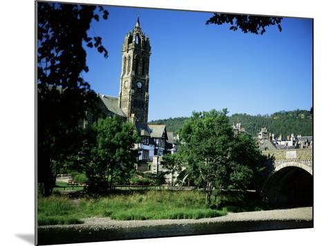 Peebles, Borders, Scotland, United Kingdom-Roy Rainford-Mounted Photographic Print
