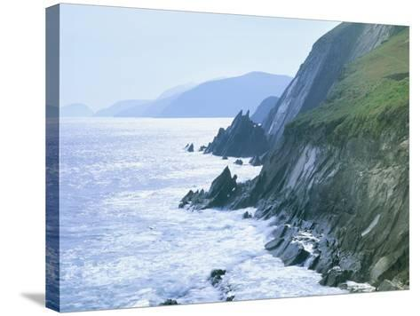 Slea Head, Dingle Peninsula, County Kerry, Munster, Republic of Ireland (Eire)-Roy Rainford-Stretched Canvas Print