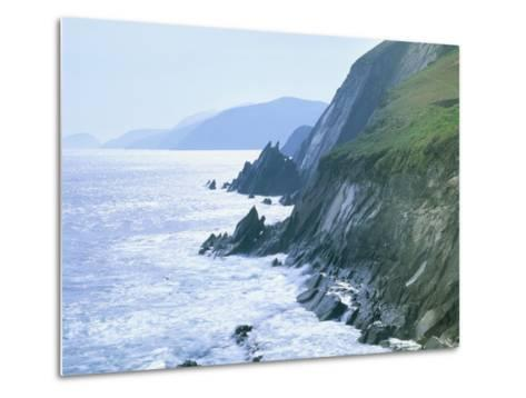 Slea Head, Dingle Peninsula, County Kerry, Munster, Republic of Ireland (Eire)-Roy Rainford-Metal Print