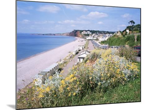 Budleigh Salterton, Devon, England, United Kingdom-Roy Rainford-Mounted Photographic Print