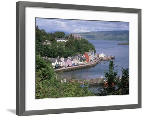 Tobermory, Isle of Mull, Strathclude, Scotland, United Kingdom-Roy Rainford-Framed Art Print