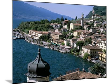 Limone, Lake Garda, Italian Lakes, Lombardy, Italy-Roy Rainford-Mounted Photographic Print