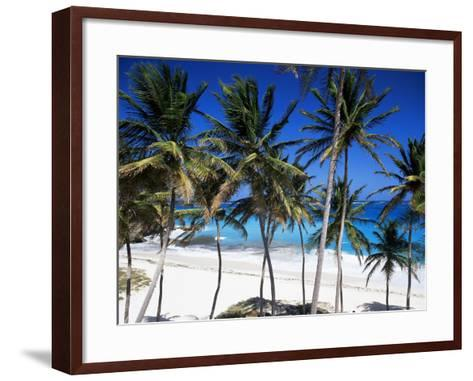 Bottom Bay, Barbados, West Indies, Caribbean, Central America-John Miller-Framed Art Print