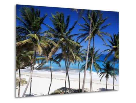 Bottom Bay, Barbados, West Indies, Caribbean, Central America-John Miller-Metal Print