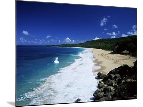 Playa Grande, North Coast, Dominican Republic, West Indies, Central America-John Miller-Mounted Photographic Print