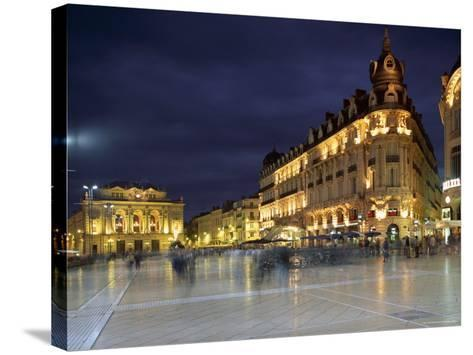 Languedoc Roussillon, France-John Miller-Stretched Canvas Print