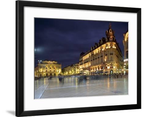 Languedoc Roussillon, France-John Miller-Framed Art Print