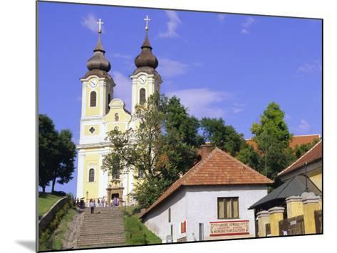 Tihany, Near Balatonfured, Lake Balaton, Hungary-John Miller-Mounted Photographic Print