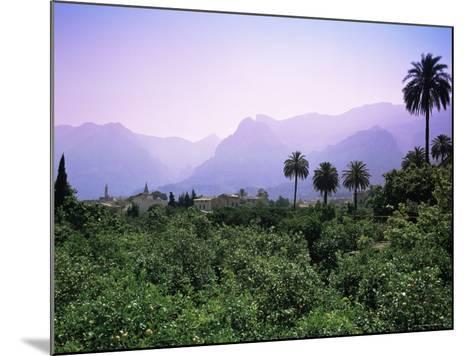 Soller, Majorca, Balearic Islands, Spain-John Miller-Mounted Photographic Print