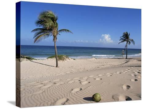 Santa Maria Del Mar, Cuba, West Indies, Central America-Mark Mawson-Stretched Canvas Print