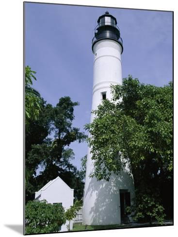 Lighthouse, Key West, Florida, USA-Fraser Hall-Mounted Photographic Print