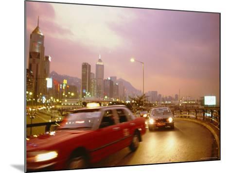 Causeway Bay, Hong Kong, China-Fraser Hall-Mounted Photographic Print