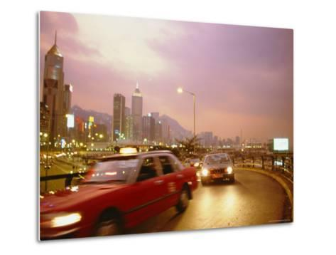 Causeway Bay, Hong Kong, China-Fraser Hall-Metal Print